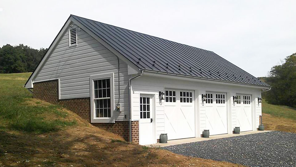MP2 garages and additions remodel