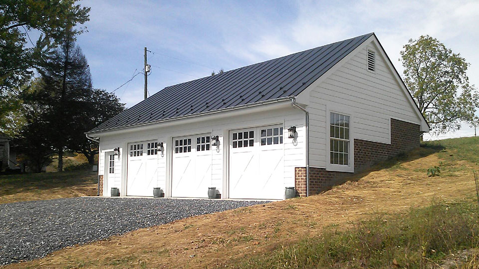MP2 garages and additions