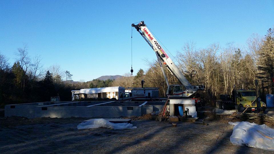 construction site MP2 contractors remodel